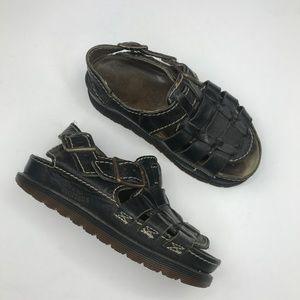 Dr. Martens Shoes - Dr. Marten 8092 fisherman sandal kids england